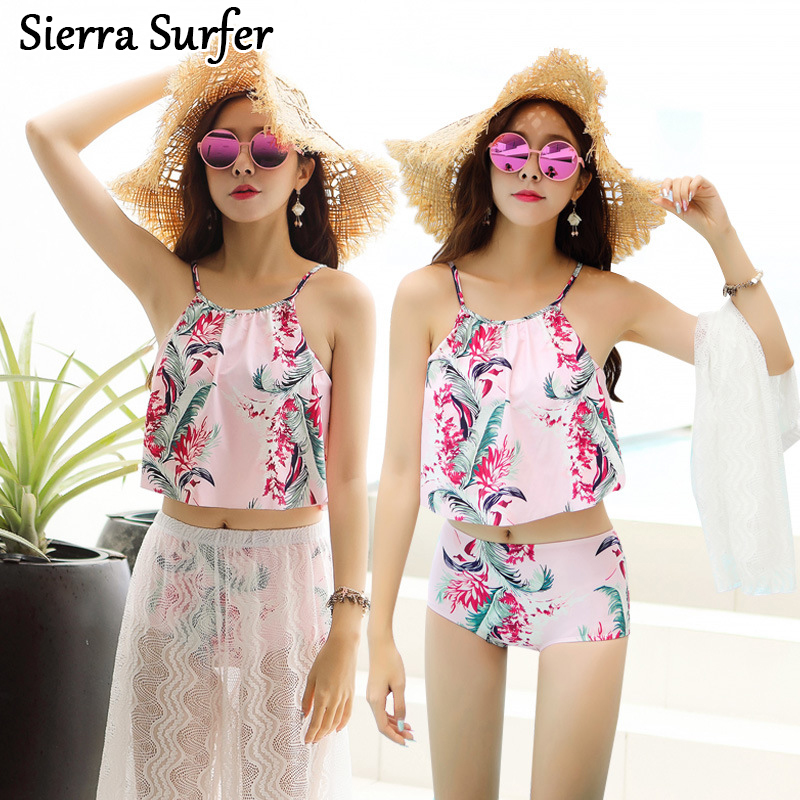 Swimming Suit For Women Mujer Vrouwen Beach Wear Cheap Sexy Bathing Suits 2018 Couples Swimwear New Swimsuit Three Piece 1836 one piece swimsuit cheap sexy bathing suits may beach girls plus size swimwear 2017 new korean shiny lace halter badpakken