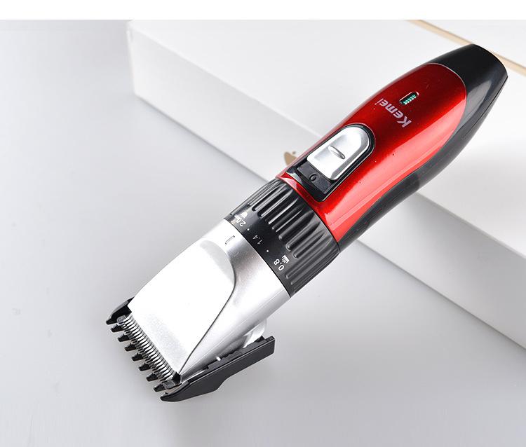 Recortador de pelo profesional con batería recargable sin cuerda de pelo de  la máquina de corte bastante infalible de cabello eléctrica en Tijeras para  el ... 124dc3a19673