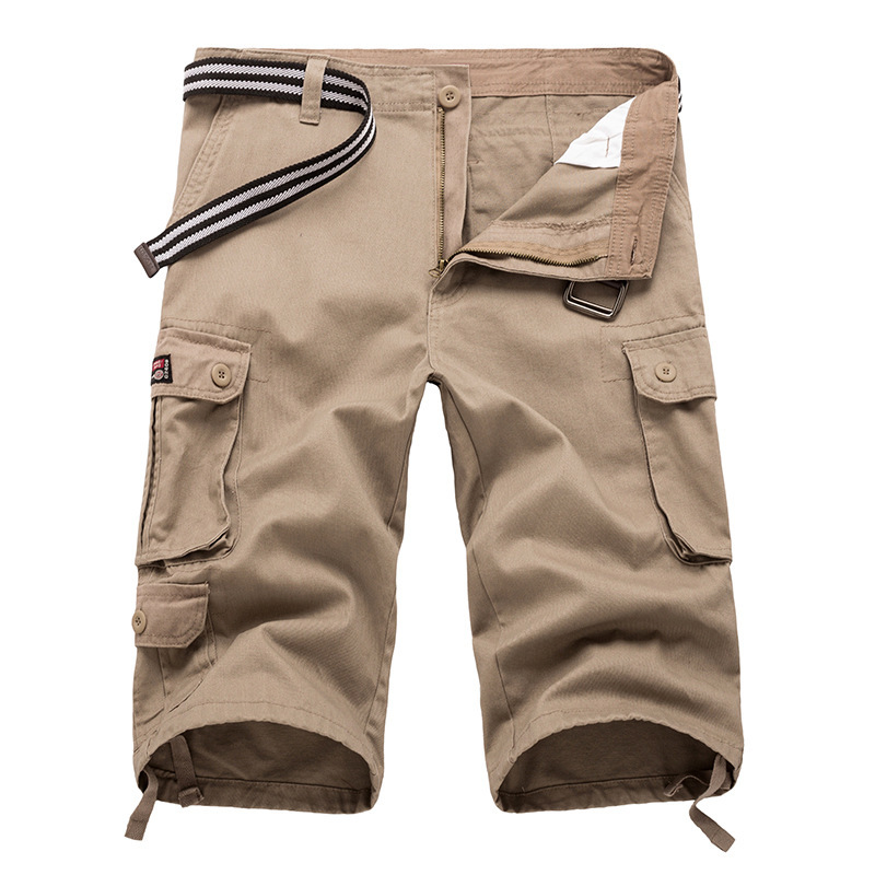 cargo pants for short men - Pi Pants