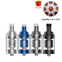 Free Gift Original Digiflavor Siren V2 GTA MTL Tank 24mm 4 5ml Siren 2 22mm 2ML