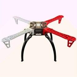 Qx motor F450 rama quadcoptera ze zintegrowanym zestawem pełnego zestawu PCB RC hobby DIY quad drone FPV zmontowana klasa quadrocoptera w Części i akcesoria od Zabawki i hobby na