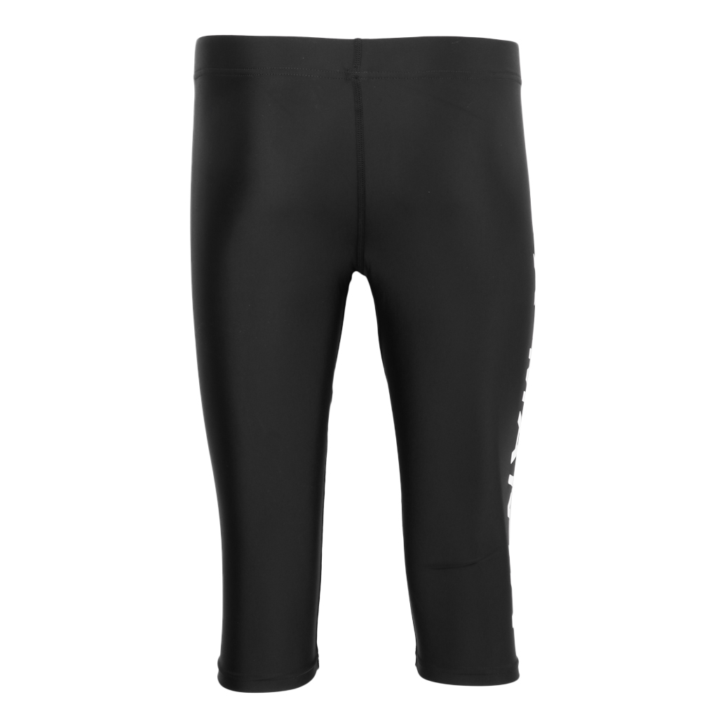 Men Wetsuit Pants Short Sleeve Scuba Diving Snorkeling Swimming Kayak Shorts Lightweight Comfortable Durable and Form-fitting
