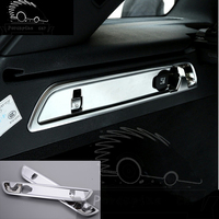ABS Chrome plated Trunk Seat adjustment switch sticker for Mercedes GLC GLC200 260 300