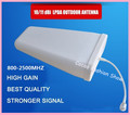 11dBi antena de Alto Ganho 800-2500 mhz Outdoor LPDA Antena para Celular Signal Booster Amplificador Repetidor 2G 3G 4G CDMA GSM DCS