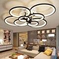 NEO Gleam пульт дистанционного управления для гостиной спальни современные светодиодные потолочные лампы luminarias para sala затемняющие светодиодны...