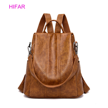 Fashion Simple Backpack Female Waterproof Backpacks for Women Large Capacity School Bags for Girls Brand Anti-theft Travel Bag zipper large capacity school bags for girls brand women backpack cheap shoulder bag wholesale kids backpacks fashion