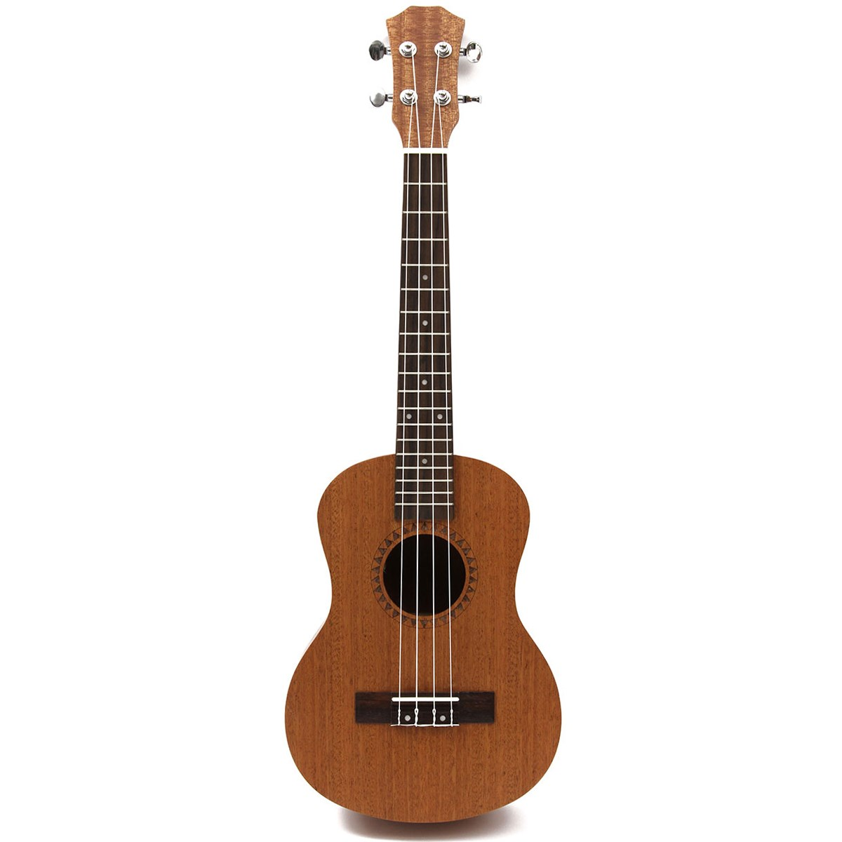 Free shipping 26 18 Fret Tenor Acoustic Electric Guitar Guitarra Hawaii Ukulele Ukelele For Bass Guitar Music Instrument Lovers купить