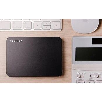TOSHIBA 500GB 320GB דיסק קשיח חיצוני נייד HDD HD 2