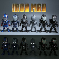 The Best Birthday Gift For Children Movie Fans Avengers Iron Man With Original Gift Box And