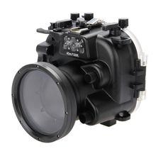 Meikon 40m 130ft Waterproof Diving Housing Case For Fujifilm X-T1 XT1 X-T1