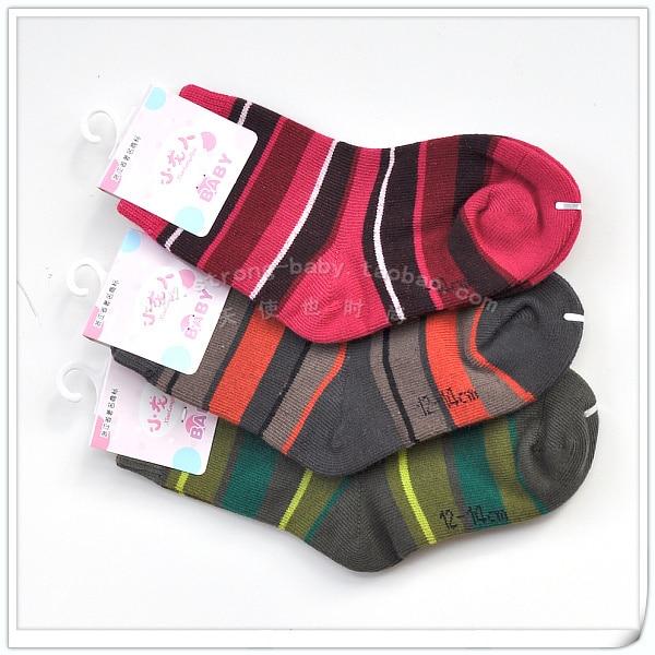 100% kid's socks cotton baby socks child 100% cotton socks infant soft comfortable socks 2 - 5