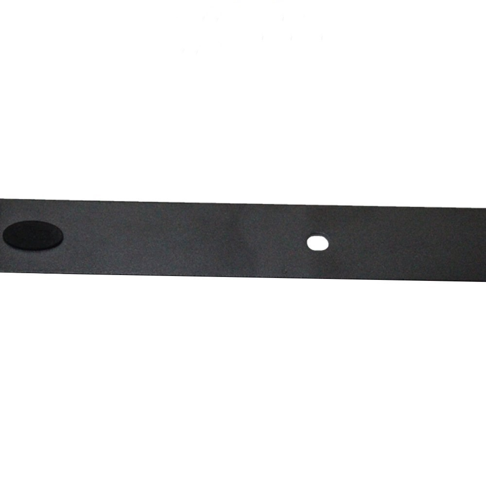 LWZH 3ft/4ft/ 6ft/ 9ft/ Sliding Track Rail Hardware For Sliding Wood Barn Door Sliding Closet Door