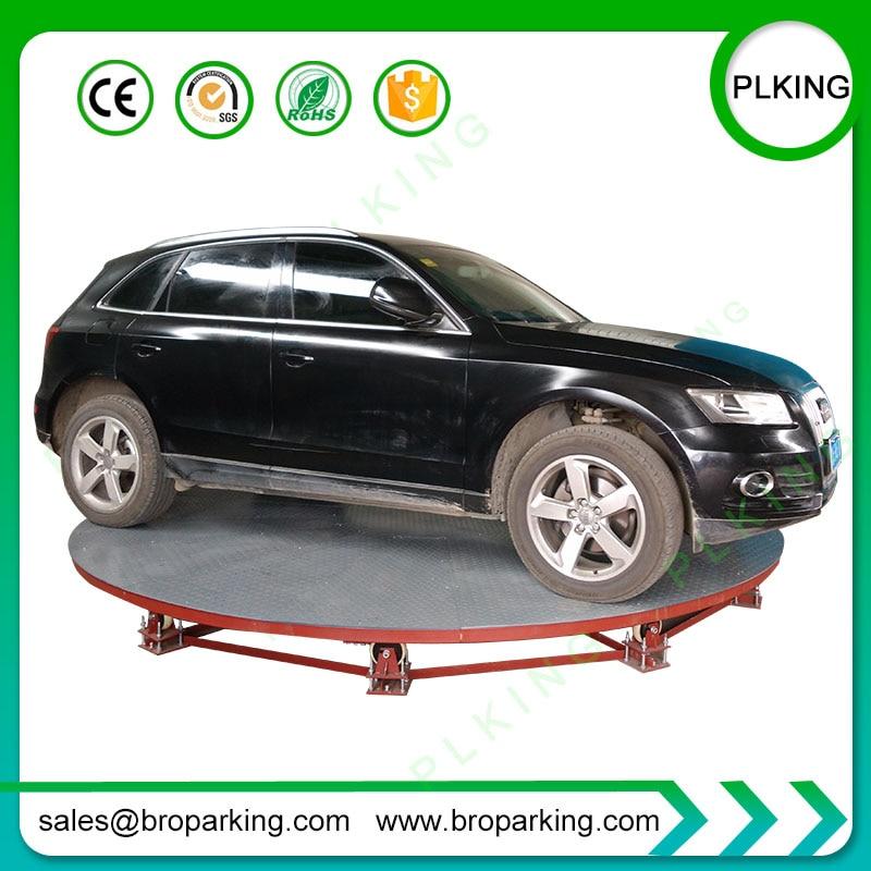 Plate-forme élévatrice électrique hydraulique pour voiture