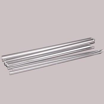 (10pieces/pack) Beaker stirring rod Drainage Grinding Borosilicate Glass High temperature resistance Laboratory Equipment