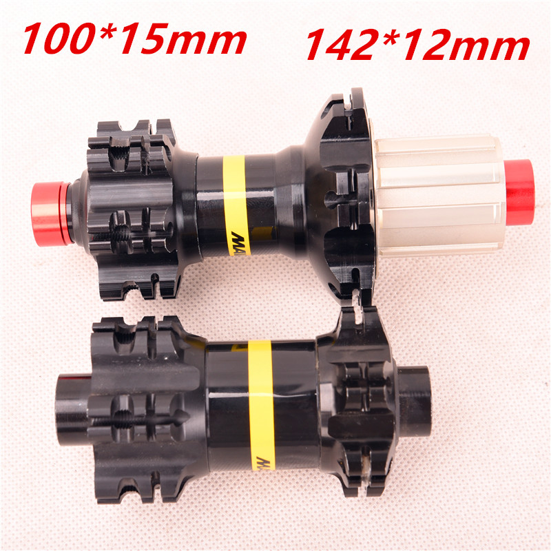 MTB24 Hole Mountain Bike Hub Drum Shaft Version Quick Release Version 100*9 135*9 100*15 142*12