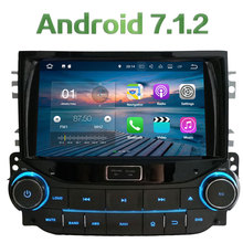 Android 7.1.2 Quad Core 2GB RAM 8″ Car Multimedia Stereo GPS Navigation touch screen radio player for Chevrolet Malibu 2015