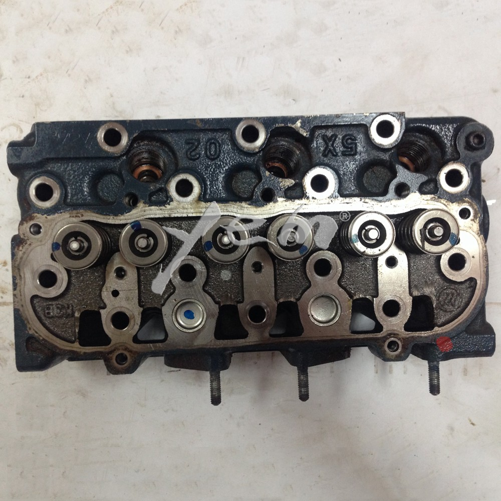 US $579 0 |For kubota engine D722 cylinder head assy with engine valve-in  Cylinder Head from Automobiles & Motorcycles on Aliexpress com | Alibaba