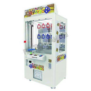 Vending-Machine Token Key-Master Arcade Coin-Operated Amusement Game Prize Gift Indoor