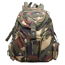 High Quality Men Women Military Army Tactics Backpack Molle Men Bag High Quality SchoolBag Camouflage Travel Backpack