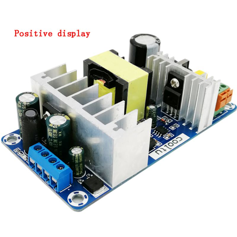 AC-DC Power Supply Module AC 100-240V to DC 24V 9A 150W Switching Power Supply Board New dc 2015 100