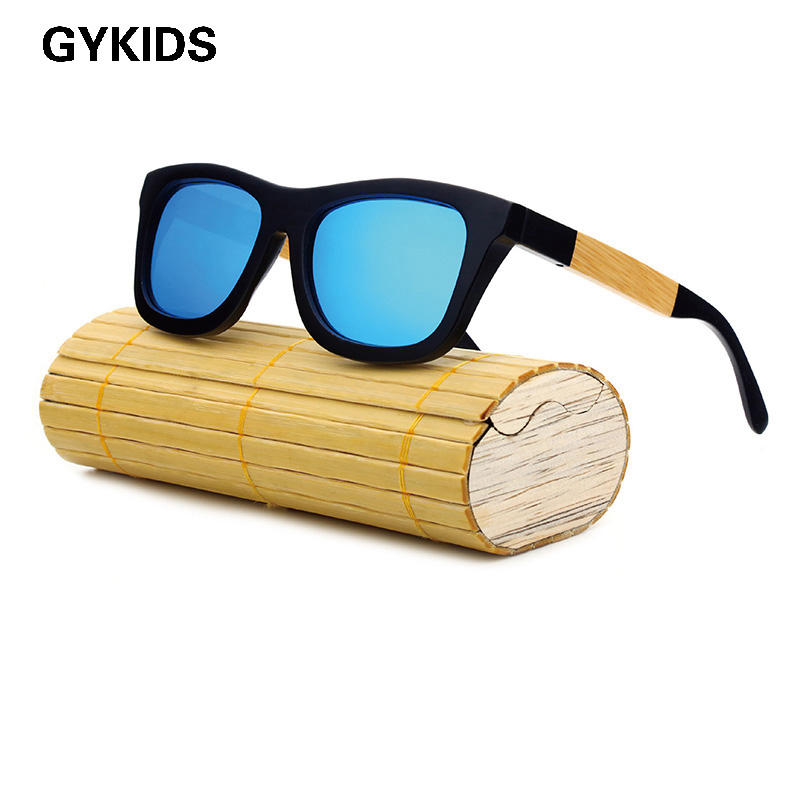3667b035f36 New fashion Products Men Women Glass Bamboo Sunglasses au Retro Vintage Wood  Lens Wooden Frame Handmade-in Sunglasses from Women s Clothing   Accessories