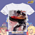 Criativo fresco Street Fighter T camisa exclusiva engraçado camisetas O pescoço branco S-XXXL jogo camiseta para homens e mulheres