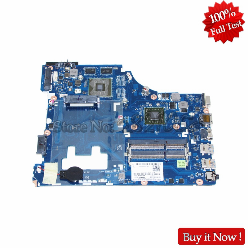 NOKOTION PC Main Board For Lenovo G405 Laptop Motherboard A4-5000 CPU HD 8570M Video card VAWGA/GB LA-9911P DDR3