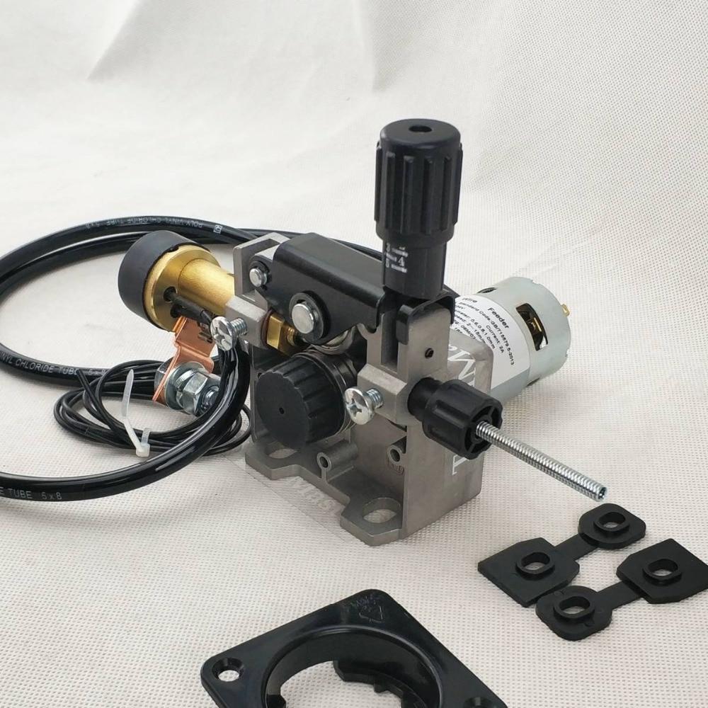 DC24V 0.8-1.0mm SSJ-29A Wire Feed Assembly Wire Feeder Motor MIG MAG Welding Machine Welder Euro Connector MIG-160 Wire Feeder