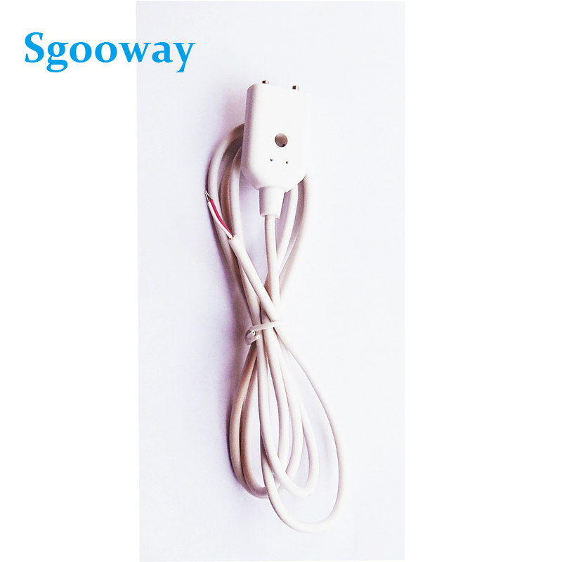 Проводной датчик утечки воды sgoway, детектор утечки воды для сигнализации, gsm, pstn, домашняя сигнализация|sensor for alarm|sensor sensorsensor motion | АлиЭкспресс