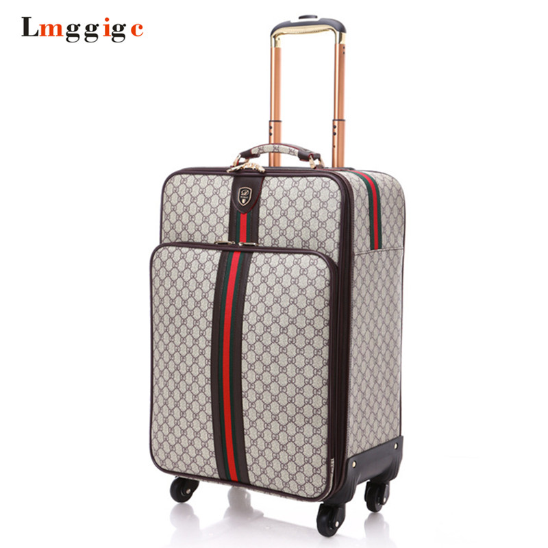 Rolling Luggage Bag,Oxford cloth wheels Travel Suitcase,Men Commercial Box with Password Lock,Women 2024inch universal wheels luggage abs mute rolling travel bag password lock trolley suitcase colorful hand pull box
