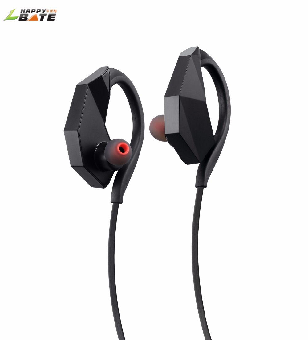 New Bluetooth Headphones  with Mic Earphones Wireless Headset for Driving Running True HD Sound Stereo Earpiece IPX8 Waterproof a01 bluetooth headset v4 1 wireless headphones noise cancelling with mic handsfree earpiece for driving ios android