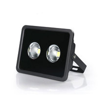 Водонепроницаемый светодиодный прожекторы 2X50 Вт 100 Вт 110 В 240 В рекламы освещения авиационного алюминия излучающая свет