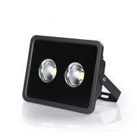 Waterproof LED Flood Lights 2X50W 100W 110V 240V Advertising Lighting Aviation Aluminum Projecting Light