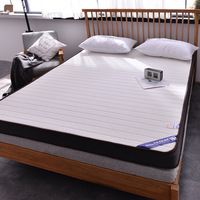 New Fashion Bed Mattress Foldable Tatami Latex Memory Cotton Solid Bedroom Furniture Twin/Queen/King Customized Size Mattress