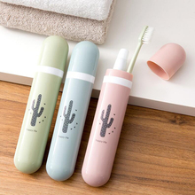 1pc Portable Toothbrush Box Bath Product Protect Case Holder Camping Cover Travel Hiking Tube Outdoor