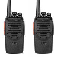 רדיו ווקי 2pcs סט חדש מכשיר הקשר רדיו דו כיווני תחנת משדר שני הדרך רדיו Communicator USB טעינה ווקי טוקי WT.A610 (1)