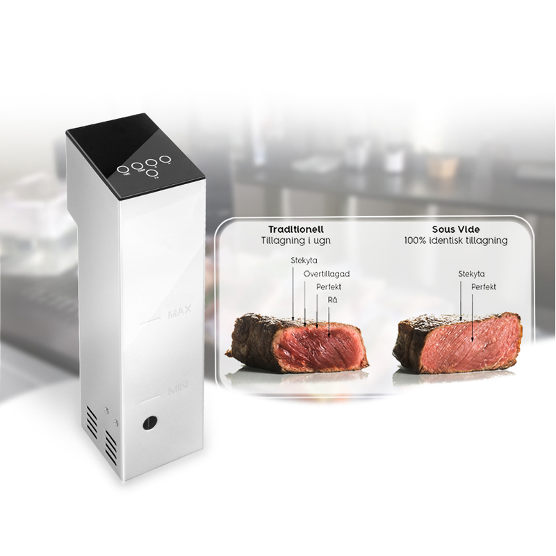 Image 4 - ITOP Food Vacuum Sealer With Vacuum Bags Packaging Machine Household Commercial Sous Vide Cooker Low Temperature Cooking Machine-in Vacuum Food Sealers from Home Appliances