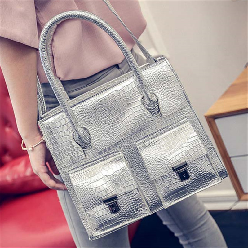 PU Leather Bags Women 2017 High Quality Luxury Handbags Women Bag Designer  High Quality Women Shoulder Bags Tote Lady Handbag