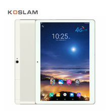"4 Г Android 6.0 Tablet PC Tab Pad 10 Дюймов 1920×1200 IPS Quad Core 2 ГБ RAM 16 ГБ ROM Две СИМ-Карты ООО FDD Телефонный Звонок 10 ""Phablet"