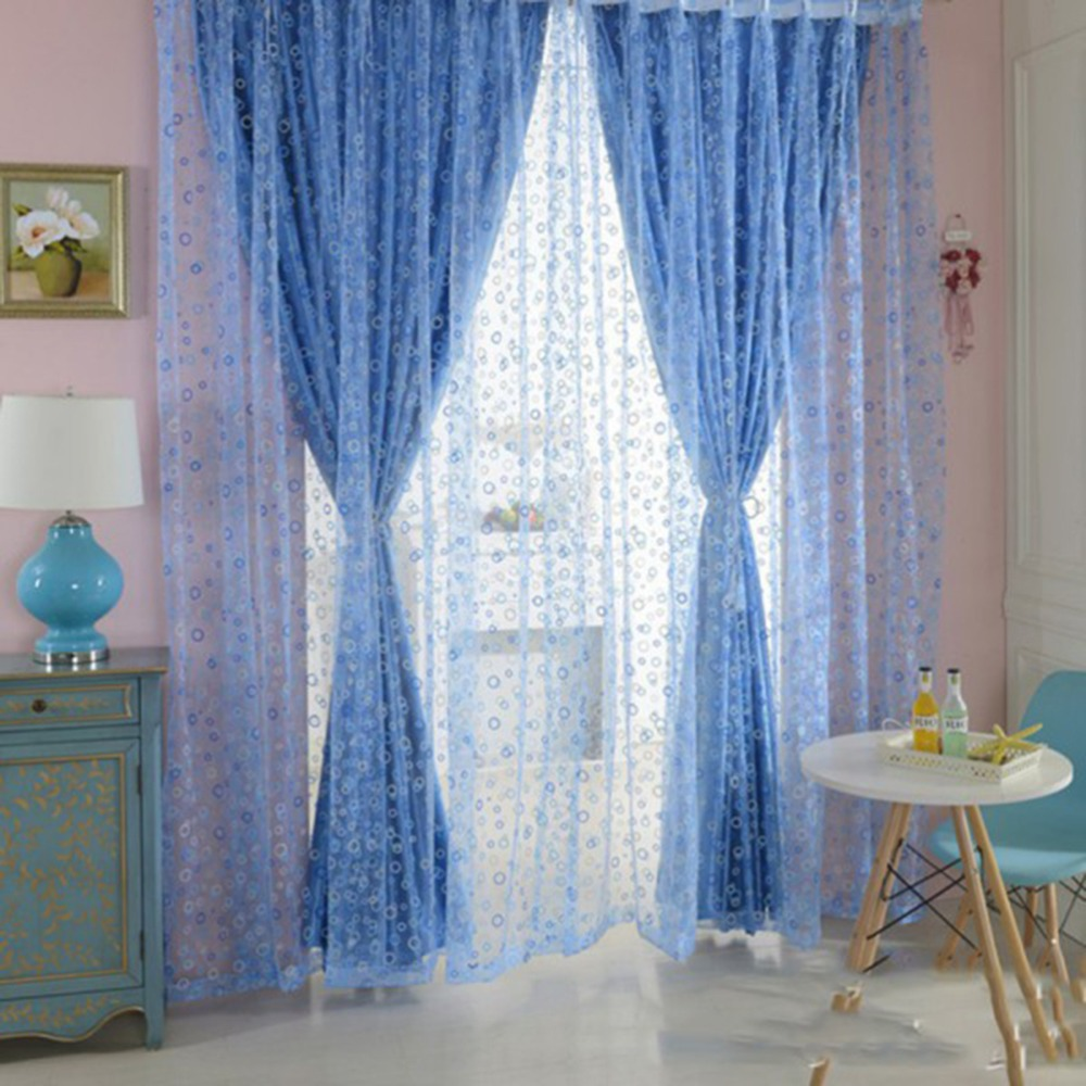 Home Accessories Font B Curtain