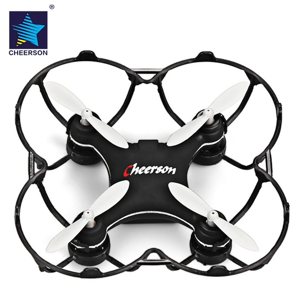CHEERSON CX - 10SE Nano RC Quadcopter 2.4GHz 4CH 6-axis Gyro Drone 360-degree Flip Speed Switch RC Helicopter RTF Beginner Level отсутствует elemens de l architecture civile