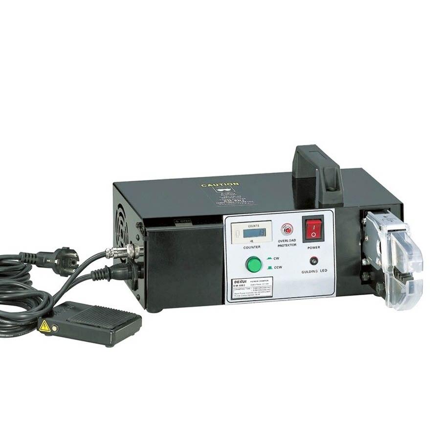 1 шт. em 6b2 электрические обжимной Инструменты со сменными die Наборы для ухода за кожей Электрические Щипцы