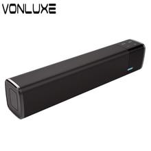 2017 Hot Selling Mini Soundbar USB Portable Audio Players Portable Speaker Column Sound Bar For Phone TV Smart Phone Computer