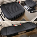 Leather car seat mat covers for LADA granta kalina priora niva SEAT leon ibiza altea OPEL mokka corsa astra h g accessories 2016