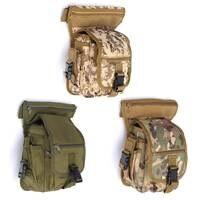 Fishing Bag Waist Bag Fishing Tackle Bag Tactical Belt Pouch Bag For Outdoor Travel Kits Fishing
