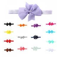 Nudo de lazo para niñas cinta para el pelo cinta para la cabeza diademas para bebés diadema para bebés recién nacidos diadema de regalo accesorios para el cabello