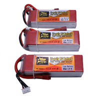 Battery Lipo 4S 14.8V 2800mAh 40C For RC Drone Helicopter Airplane Quadcopter Car Truck Boat Remote Control Toys Lipo Battery