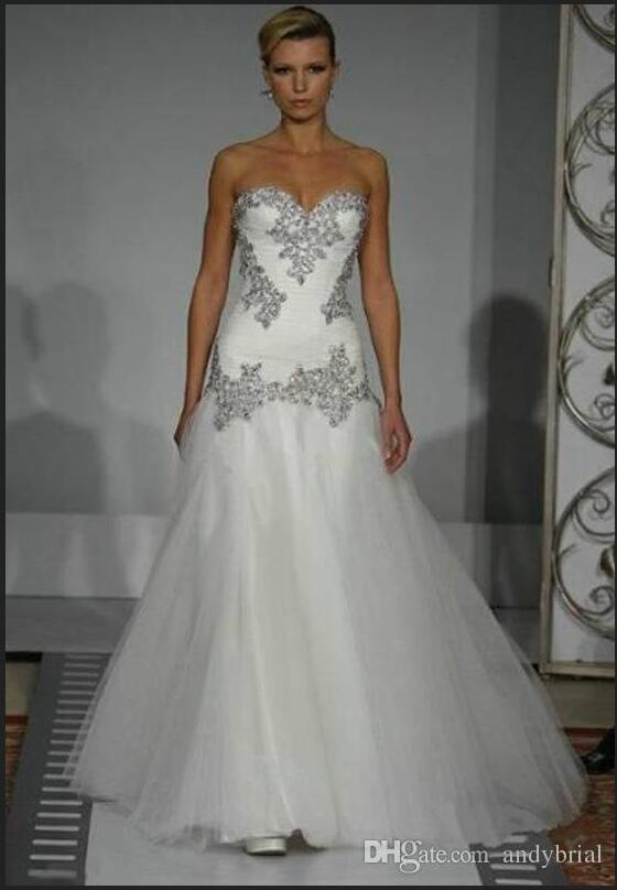 Online buy wholesale pnina tornai from china pnina tornai for Wedding dresses pnina tornai 2017