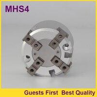 MHS3 80D 3 палец SMC Стандартный двойного действия параллельного типа воздуха захват пневматический цилиндр