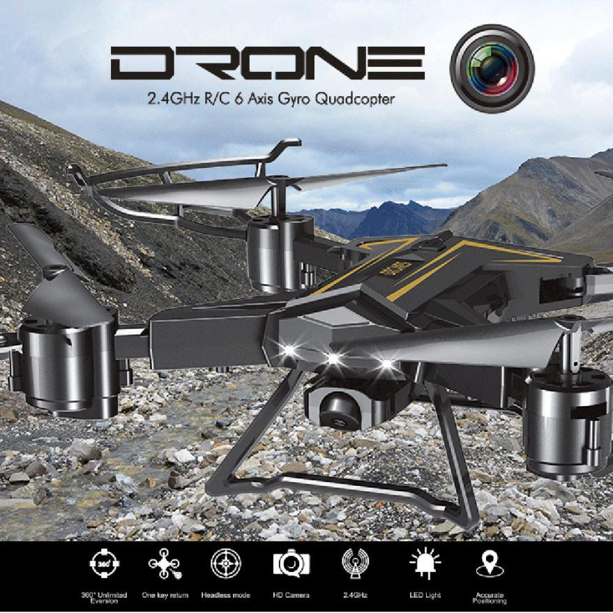 Hiinst 2.4GHz 6Axis 0.3MP HD Camera WIFI FPV RC Quadcopter Headless RC Drone Toys Foldable Arm RC Quadcopter RTF RC Helicopter jjr c jjrc h43wh h43 selfie elfie wifi fpv with hd camera altitude hold headless mode foldable arm rc quadcopter drone h37 mini